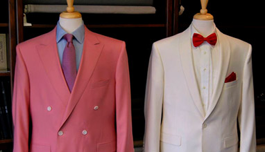Custom made suits from Ohio by Wittmann Custom Tailoring