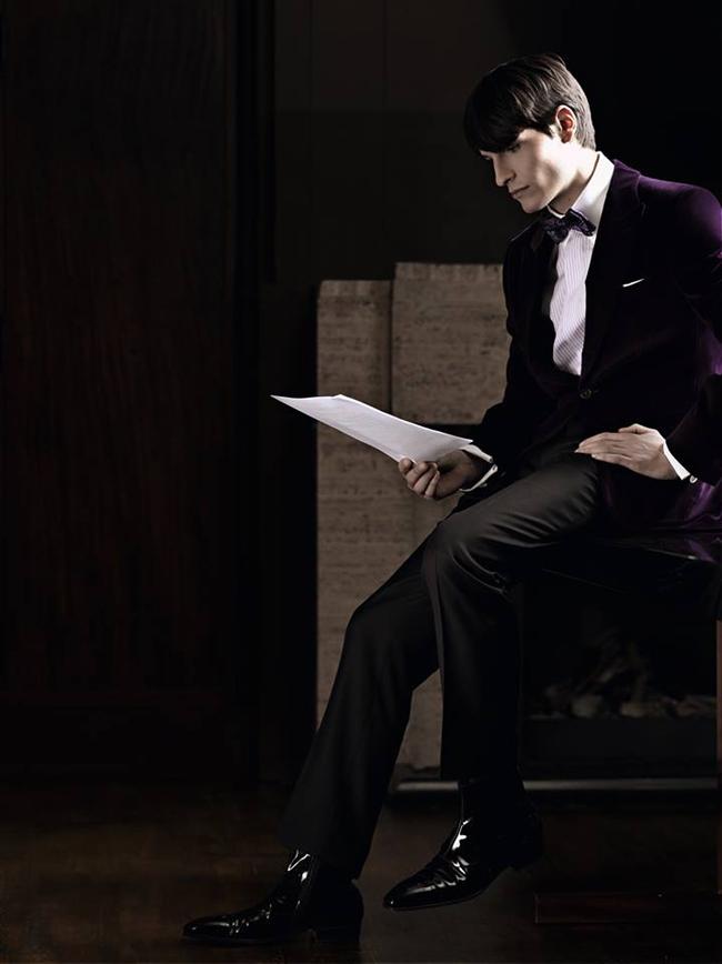 Romanian tailor-made suits by Zenonni Su Misura