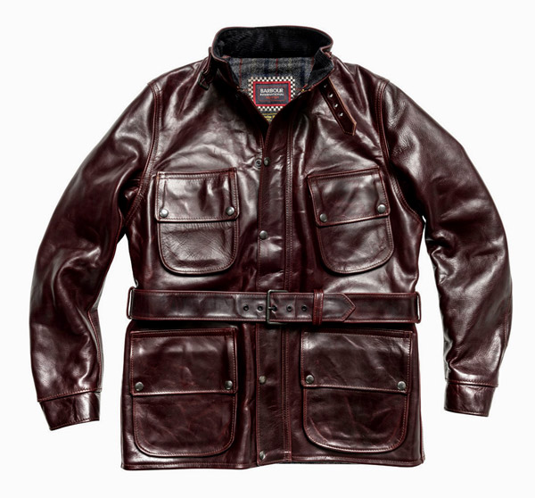 The triumph of the Barbour jacket