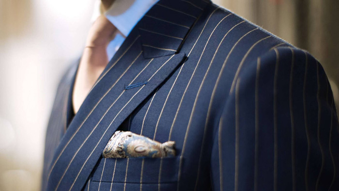 Cad & The Dandy Savile Row men's suits