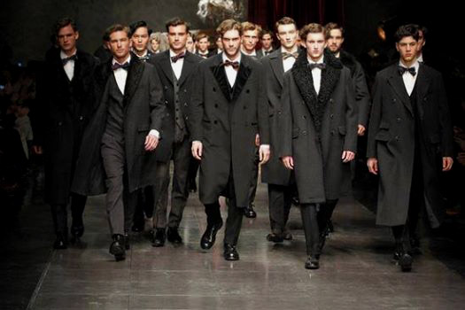 Classic men's coats that you should differentiate