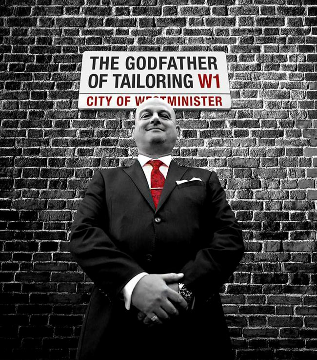 The Godfather Tailors, London