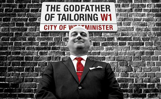The Visiting Tailor From Godfather Tailoring London Ray Peck Uk
