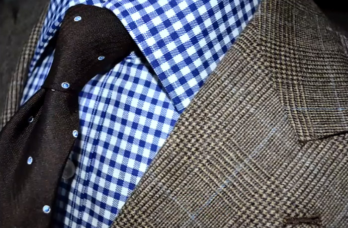 How to match and wear multiple patterns in menswear