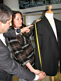 Become a Men's Suits Made-to-measure Agent