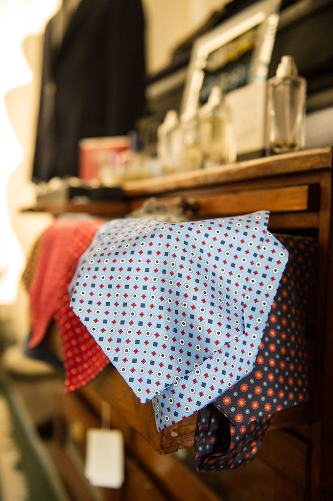 How to open Enrico Monti Perfectum Store for made to measure suits and shirts