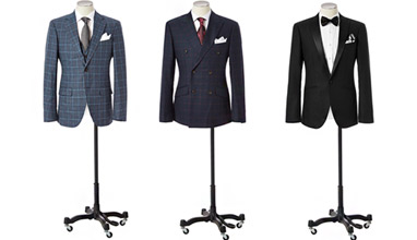 Brent Wilson Made To Order Suits