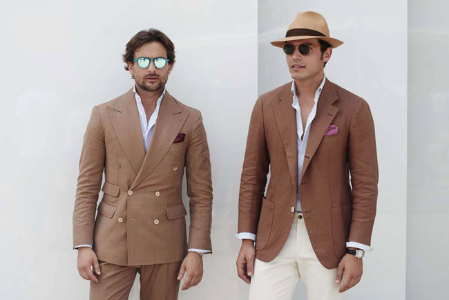 Men's fashion trends for Summer 2016