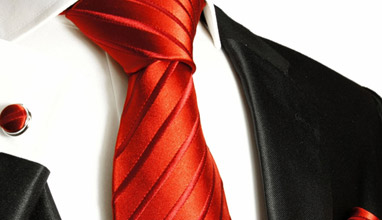 How to recognize a quality necktie