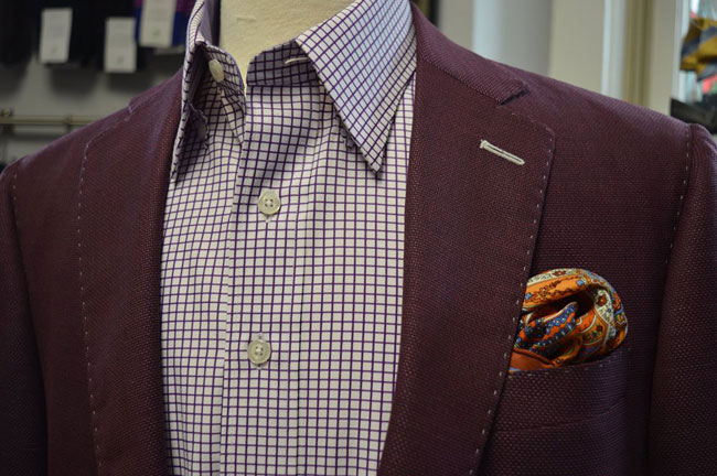 Popular custom tailors in Virginia