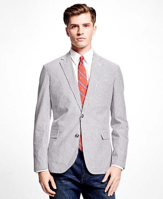 The Brooks Brothers men's suit