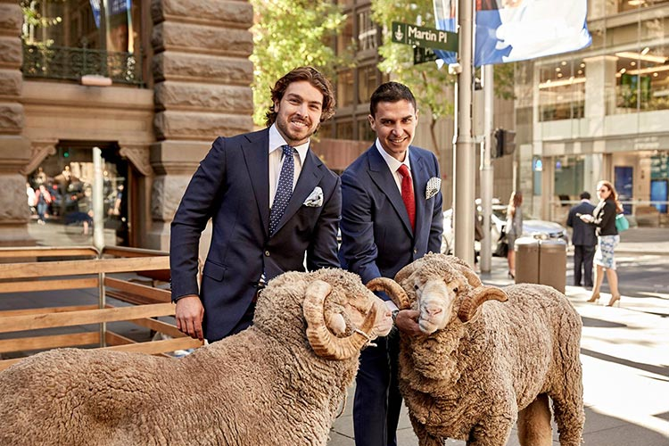Campaign for Wool 2016