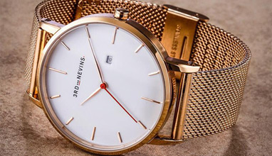 Interview with Robert Banjany, founder of 3RD AND NEVINS WATCHES