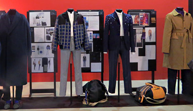 The Woolmark Company, Brioni, Accademia Costume & Moda: Positive work between education and industry