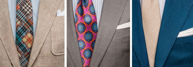 Accessories to Accent Your Business Suit