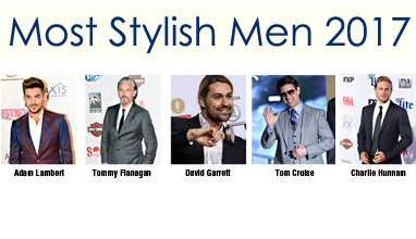 Most Stylish Men June 2017 winners - Adam Lambert wins again