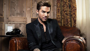 Adam Lambert is the winner of Most Stylish Men March 2017