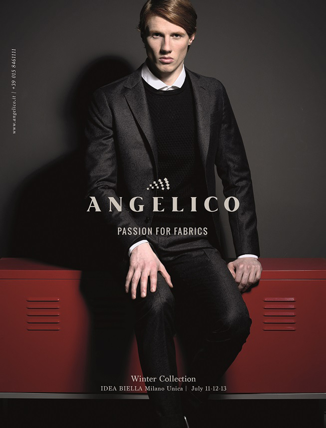 Angelico Autumn/Winter 2018/2019 fabrics collection - The future of fabrics