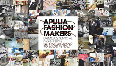 Apulia Fashion makers - brings together hundreds of Textile - Clothing - Footwear companies