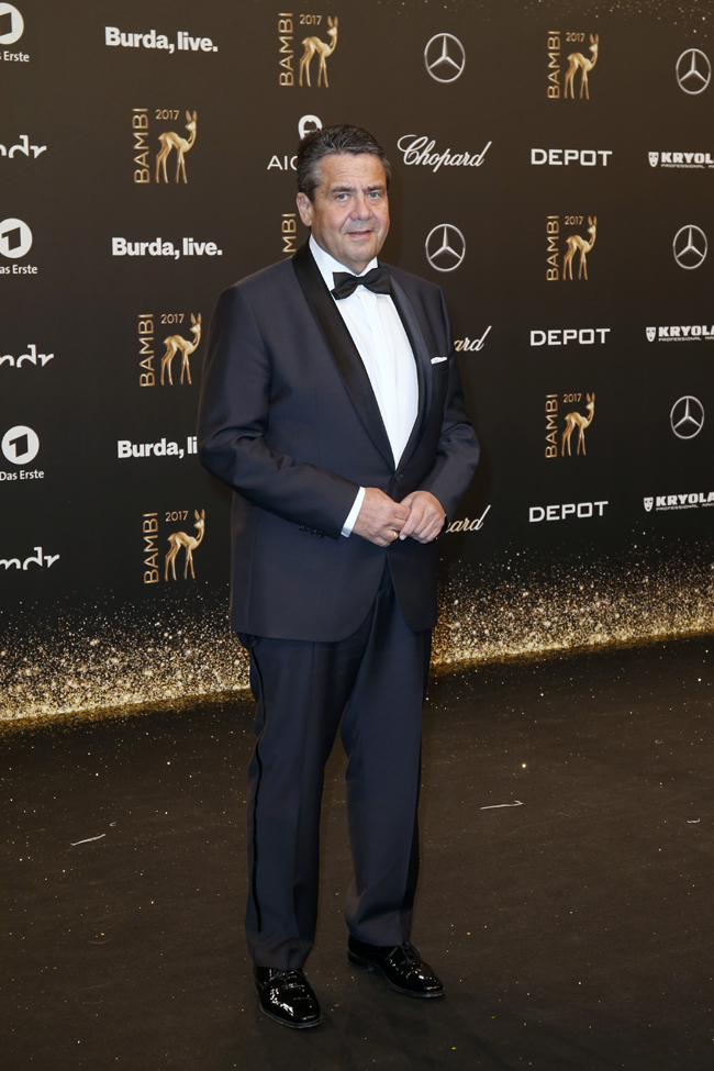 Best dressed men at Bambi Awards 2017