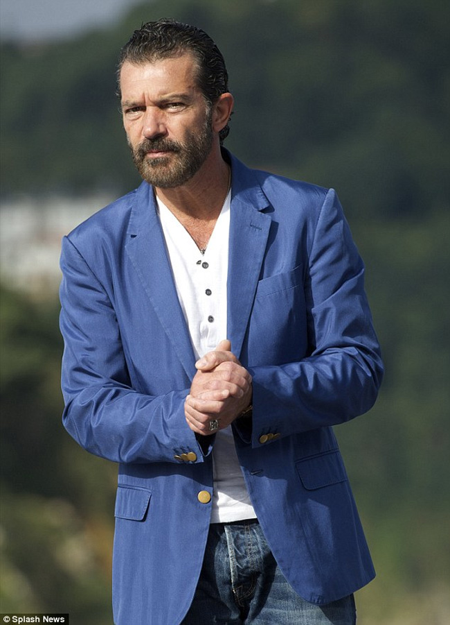 Celebrities' style: Antonio Banderas