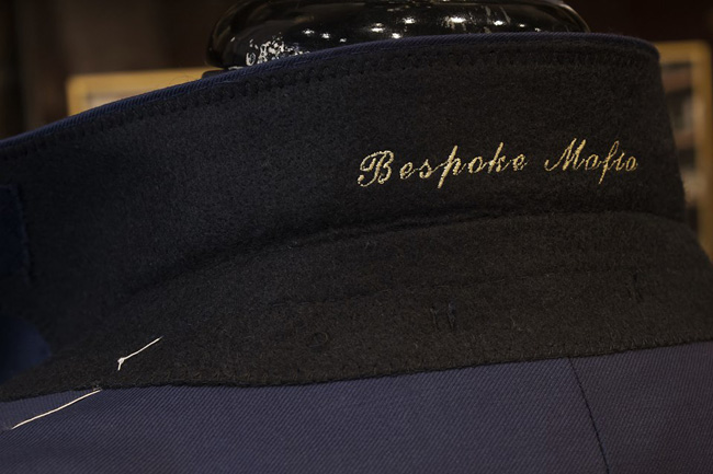 American bespoke suits by Barakat Bespoke