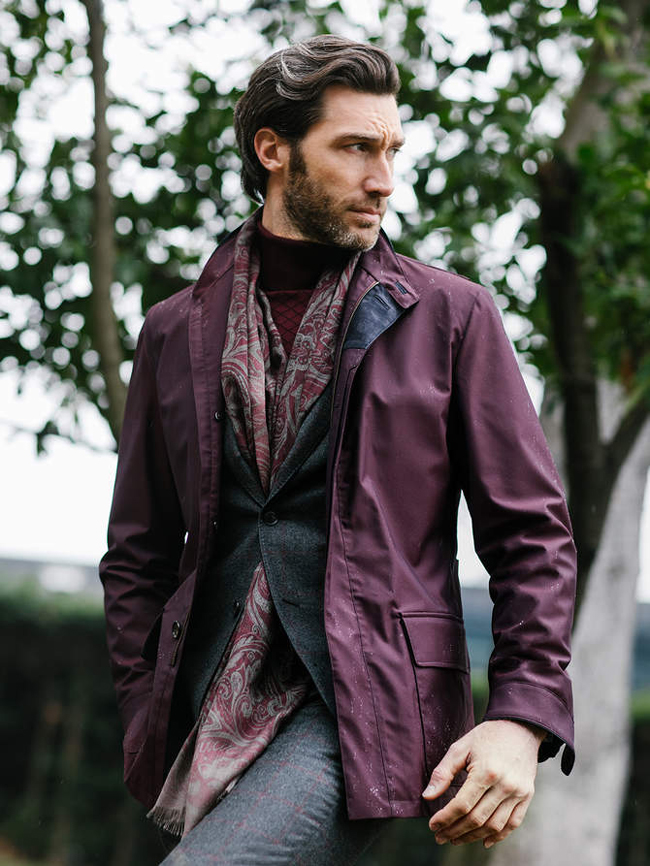 Luciano Barbera Fall/Winter 2017 collection
