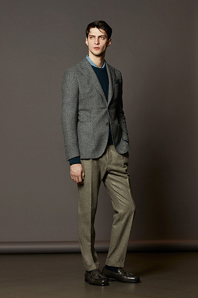 Boglioli Fall/Winter 2017-2018 collection