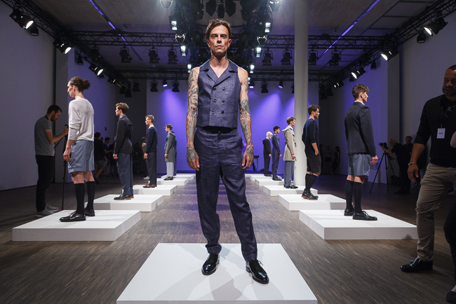 Brachmann Spring/Summer 2017 collection