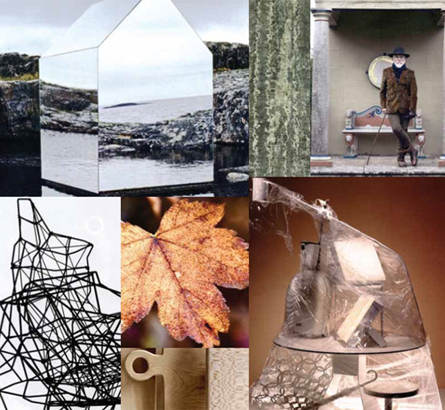 British colours and textiles Autumn/Winter 2018-19