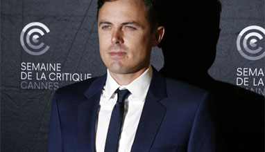 Celebrities' style: Casey Affleck