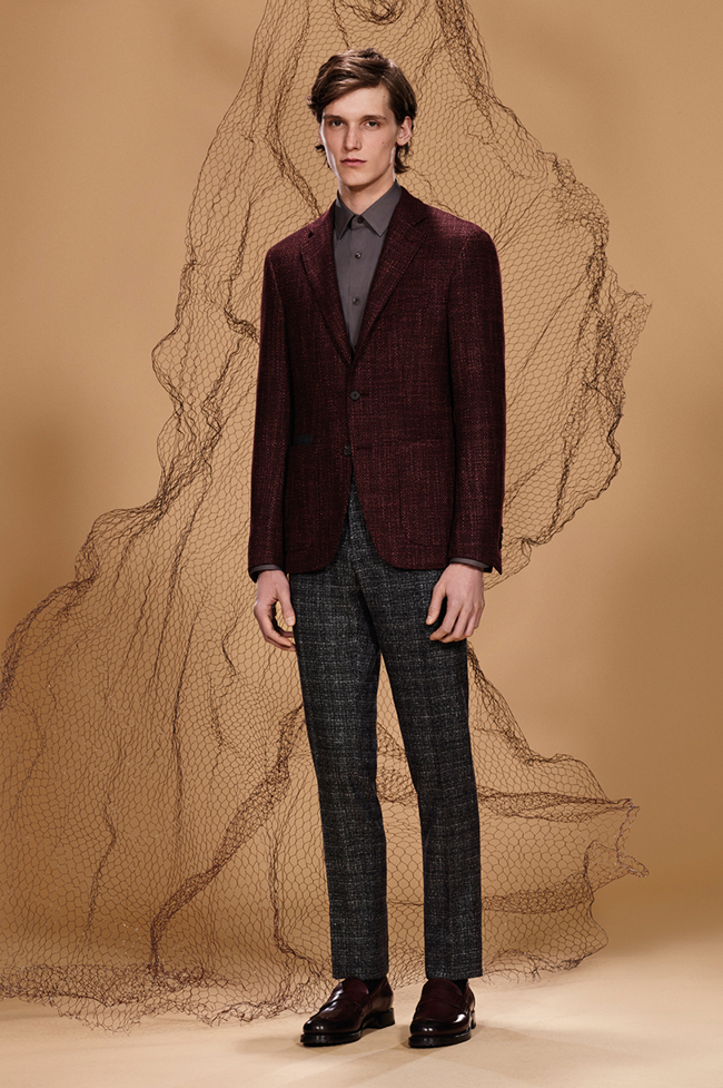 Canali Fall/Winter 2017-2018 collection