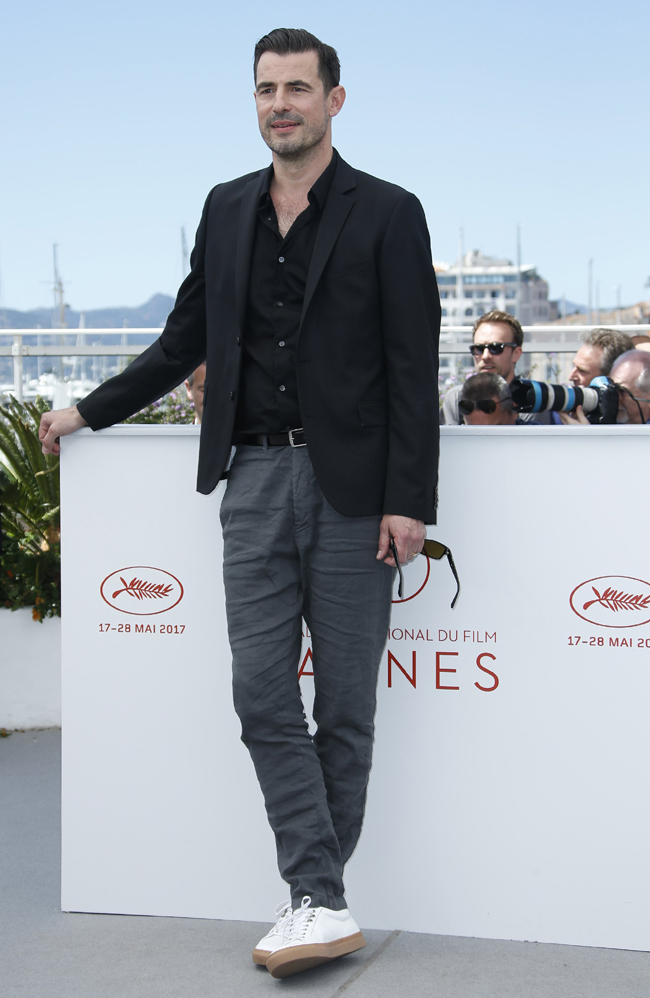 Best dressed men at Cannes Film Festival 2017