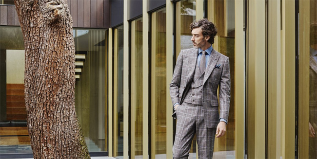 Chester Barrie Autumn/Winter 2017-2018 collection