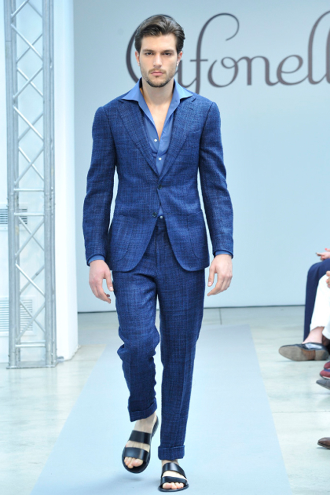 Cifonelli Spring/Summer 2017 collection