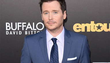 Celebrities' style: Kevin Connolly