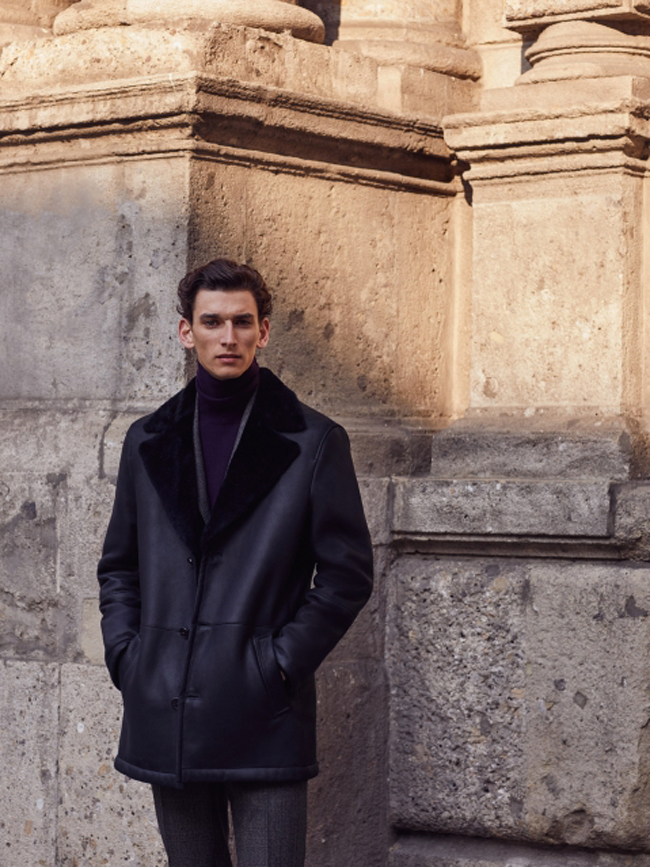 Corneliani Fall/Winter 2017-2018 collection