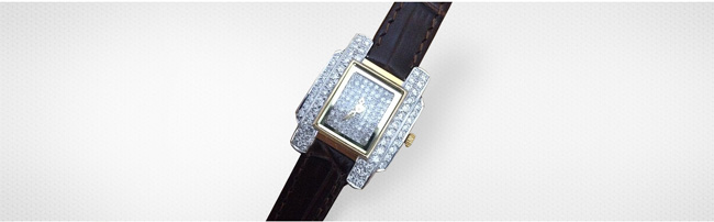 Custom Diamond Watches - Excellent Items To Gift Your Lady Love