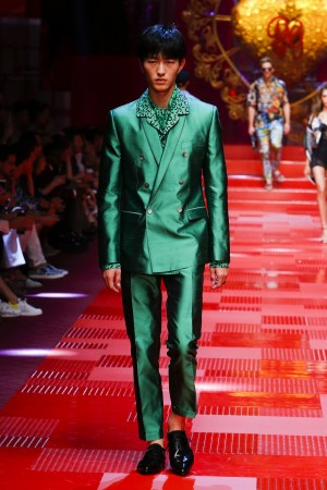 Dolce and Gabbana Spring/Summer 2018 collection