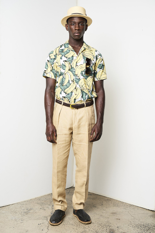 David Hart Spring 2018 collection