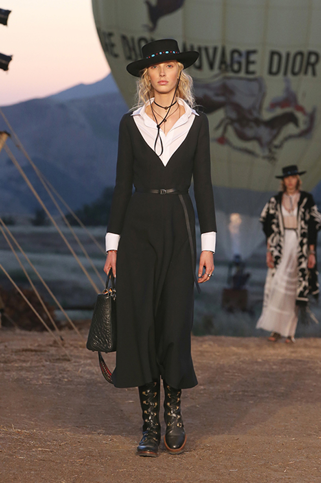 Christian Dior Cruise 2018 collection