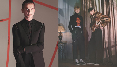 Dior Homme Winter 2017-2018 campaign