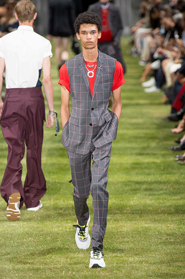 Dior Homme Spring/Summer 2018 collection