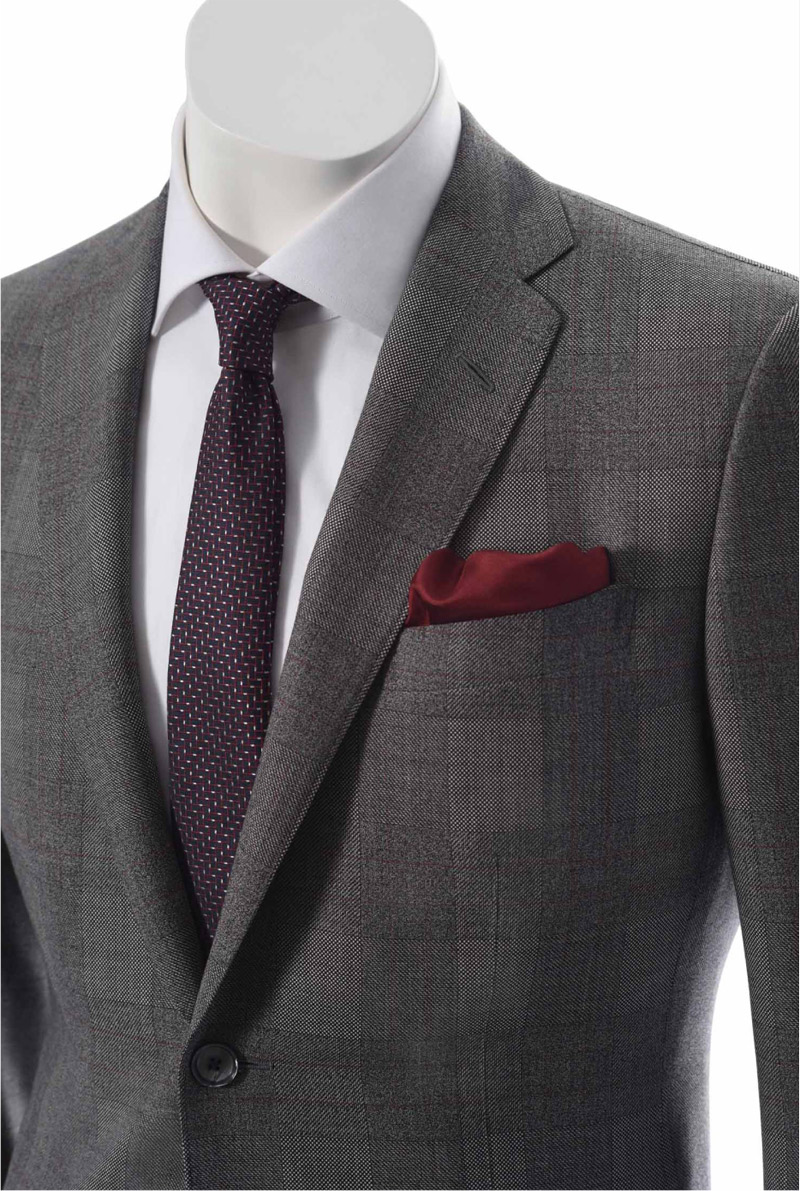 Dormeuil's new cloth, 15 Point 7
