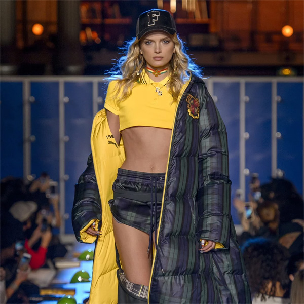 The Autumn Winter 2017 Fenty Puma by Rihanna celebrated with top honors in Paris