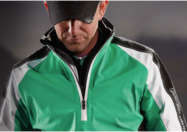 How to Choose the Perfect Golf Jacket