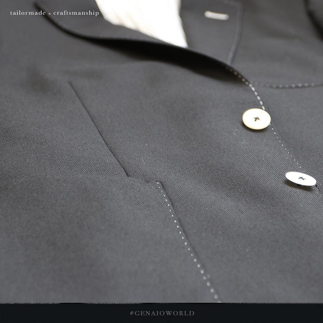 Custom suits by Genaio from the Netherlands