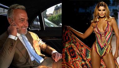 Italian Millionaire Gianluca Vacchi is dating Miss Colombia Ariadna Gutierrez?