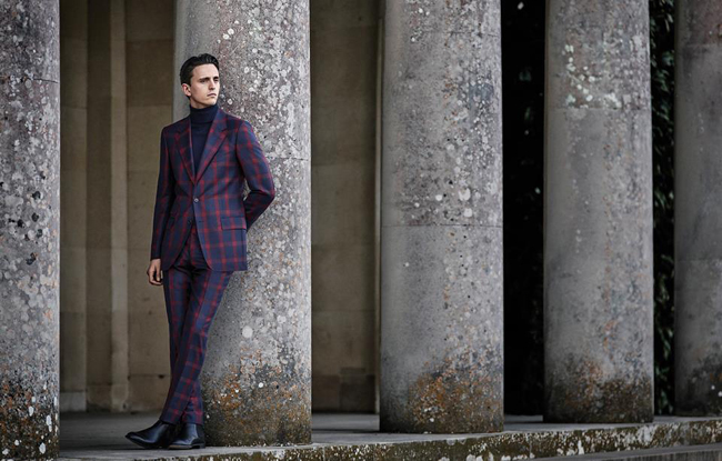 Gieves & Hawkes Autumn/Winter 2017-2018 collection