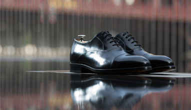 Italian made shoes by Hall Madden